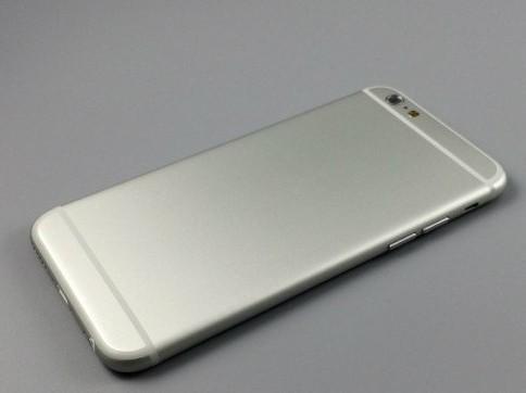 ảnh Mô Hình Iphone 6 Màu Bạc Và Xám Thế Giới Di động