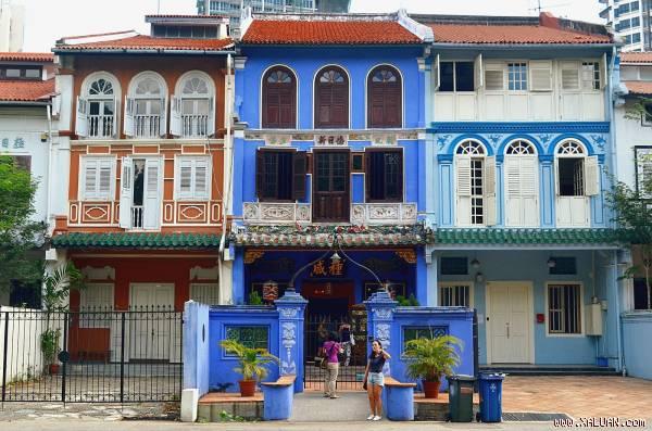 Baba House nhiều sắc màu sẽ miễn phí cho khách tham quan vào những ngày nhất định