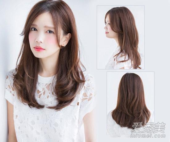 Kết quả hình ảnh cho Tạo các lớp tóc khác nhau trên mái tóc thẳng