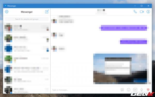 Những ứng dụng Facebook Messenger tốt nhất dành cho Desktop và