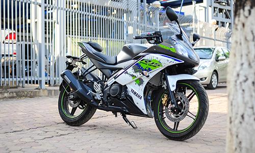 Yamaha R15 2016 bản đặc biệt tại Việt Nam có giá từ 100 triệu VNĐ 2