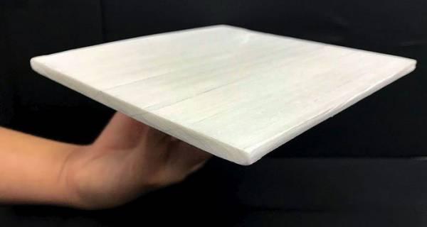 Loại vật liệu xây dựng mới từ gỗ, có khả năng làm mát các căn phòng thêm 10°C - (Ảnh: Đại học Maryland).