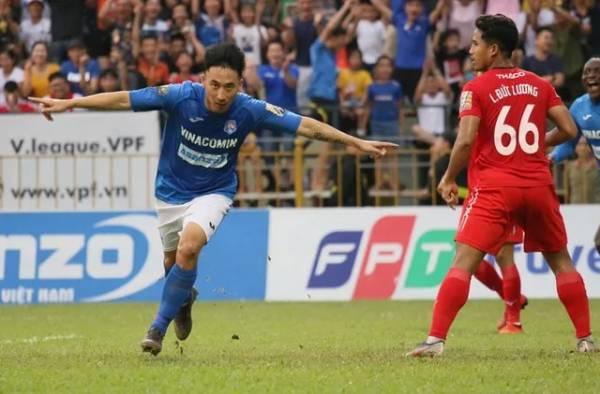 Hải Huy đang ghi dấu ấn đậm nét tại V-League 2019