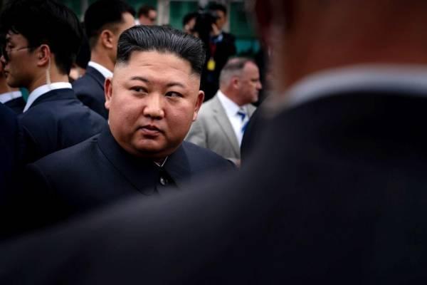Chủ tịch Triều Tiên Kim Jong Un. Ảnh: NYT