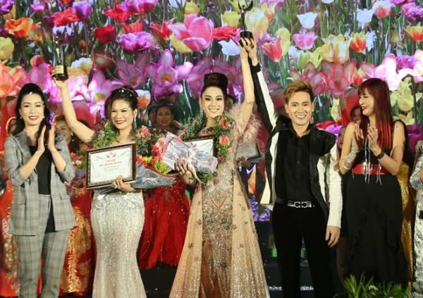 Lâm Khánh Chi nhận giải 'Đại sứ nhân ái Việt Nam 2019'