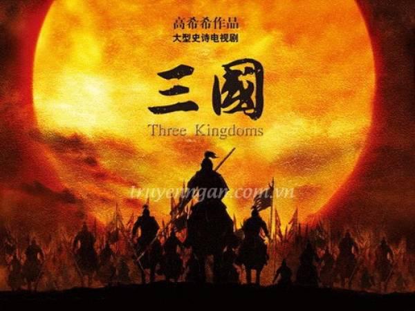 Tam quốc diễn nghĩa - La Quán Trung: Hồi 3