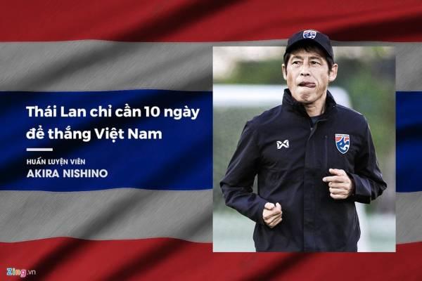 Thầy Park, HLV Nishino ăn miếng trả miếng tại Vòng loại World Cup, cạnh tranh khốc liệt từ lời nói