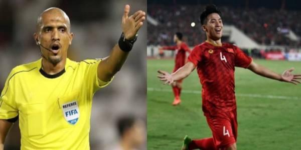 Trọng tài thiên vị Thái Lan một cách trắng trợn: Vừa cho Thái penalty, vừa không ghi nhận bàn thắng của VN