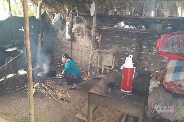 Gia đình của anh Bằng thuộc diện hộ nghèo lâu năm