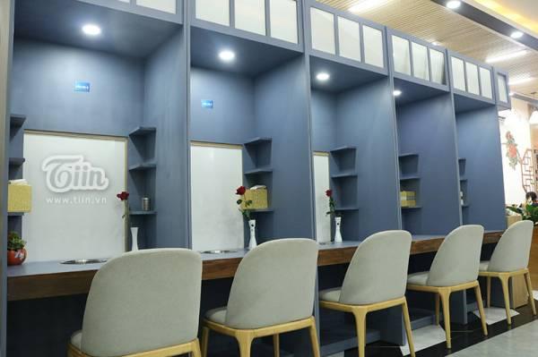 Khu vực 10 chiếc ghế với 'quyền năng' ghép đôi những người cô đơn