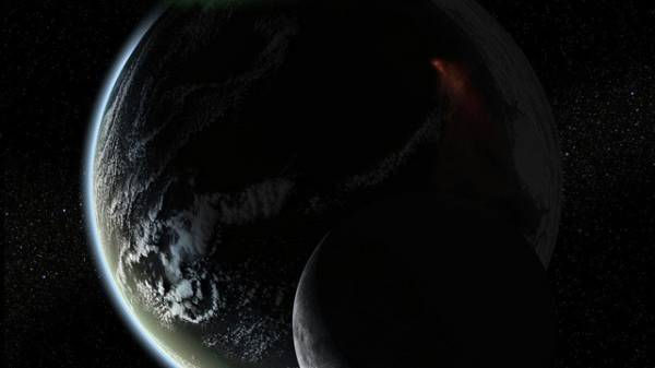 """Hành tinh Gliese 581 g nằm ở giữa """"Goldilocks"""", hoặc được coi là vùng có thể ở được của ngôi sao mẹ của nó là nơi sự tồn tại của nước lỏng được coi có một khả năng mạnh mẽ."""