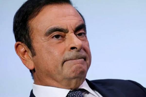 Cựu Chủ tịch Công ty Nissan Motor, ông Carlos Gosn