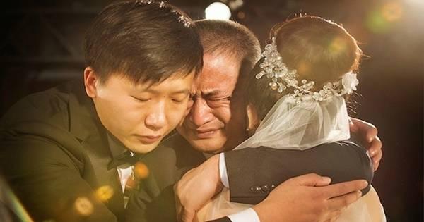 Nghẹn ngào thư bố vợ gửi con rể: Dù mất bình tĩnh đến đâu, xin đừng bao giờ đánh con tôi. Ảnh: Internet.