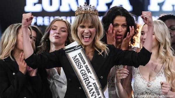 Người phụ nữ 35 tuổi trở thành tân Hoa hậu Đức trong sự bất ngờ của khán giả.
