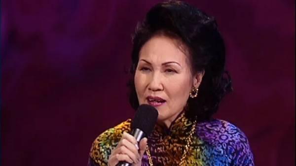 Nữ danh ca Thái Thanh