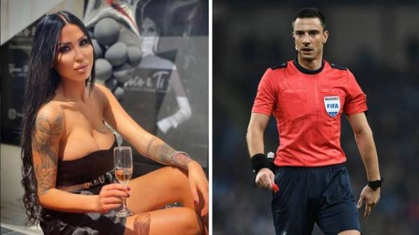 Referees in the Champions League are arrested for drug use, prostitution