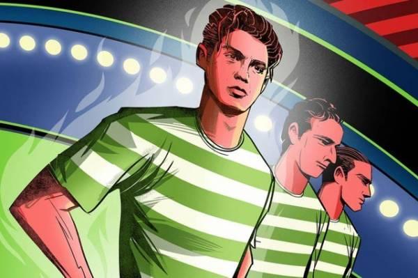 C. Ronaldo: Journey to reach the 'paradise' Man Utd