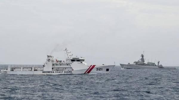 Indonesia gửi công hàm cho LHQ phản đối yêu sách của TQ ở Biển Đông