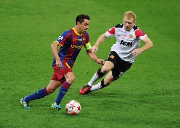 Scholes: 'Without Barca, Man Utd has won the Champions League 6 times'